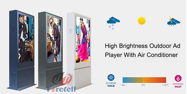 42 Inch Hospitality Digital Signage , Android Based Digital Signage Stand Alone Video Display Screens