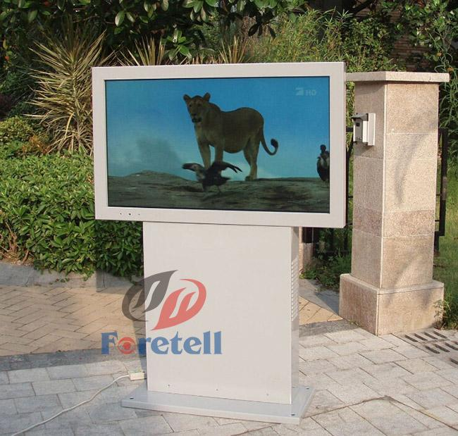 Programmable External Digital Signage Touchscreen Multi - Language Function