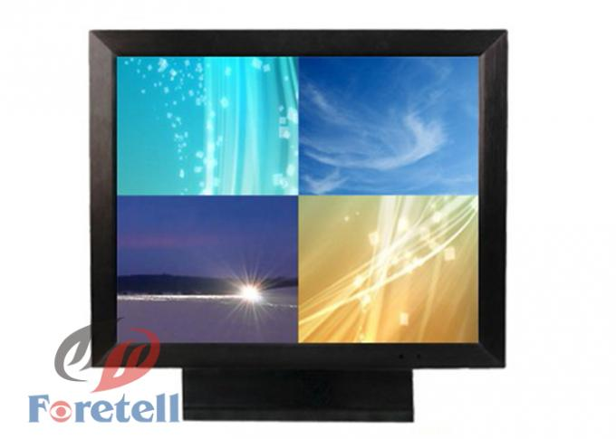 Wireless Security Camera Screen CCTV LCD Monitor Display 178° Viewing Angle