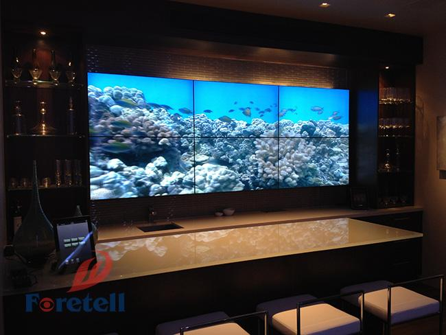 3d Noise Reduction Conference Room Video Wall Full