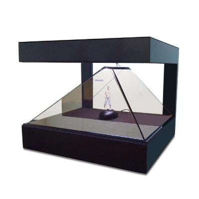 Magic 270 Degree Vitual 3d Hologram Screen Table Holo Box Stand Projector