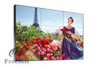 China Commercial Advertising 4k Multi Monitor Wall , 1 X 3 Video Wall LCD Screens 16.7 M Color factory