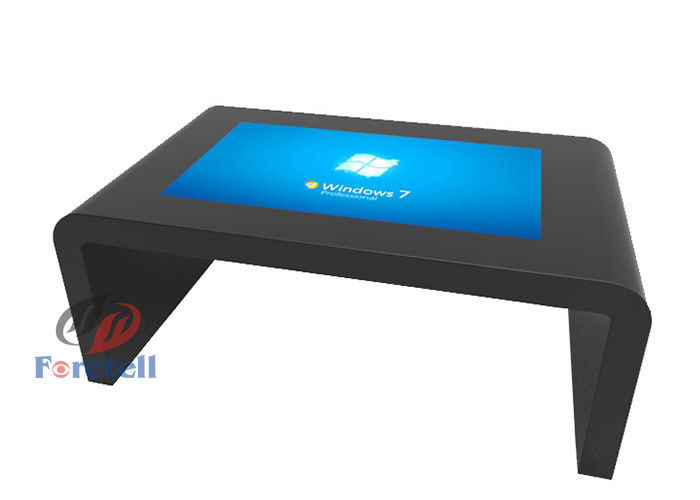 stand alone touch screen conference table large format touch