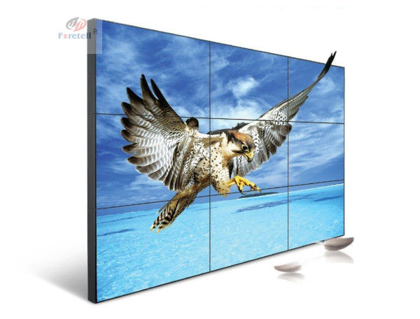 LG Panel 49 Inch 2K LCD Video Wall Display Outdoor Support