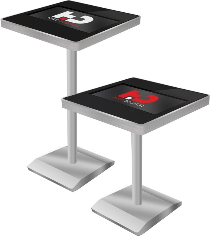 21 Inch All In One Touch Screen Coffee Table With Windows 7