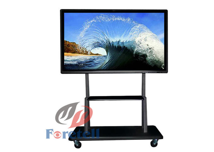 TFT LCD Panel Rugged Interactive Touch Screen Monitor Wall Mountable